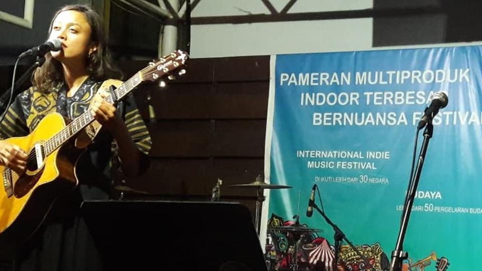 Annabel Laura dan The Shapers Teruskan Catatan Menarik untuk Indonesia