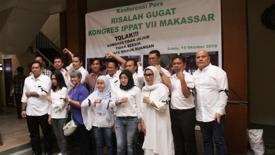 Digugat, Hasil Kemenangan Julius Purnawan sebagai Ketum IPPAT