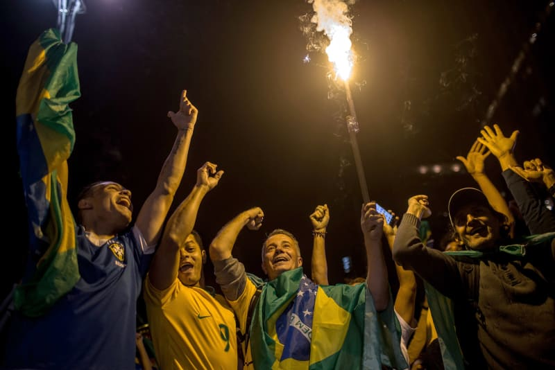Jair Bolsonaro (Pengagum Trump) Jadi Presiden Brasil