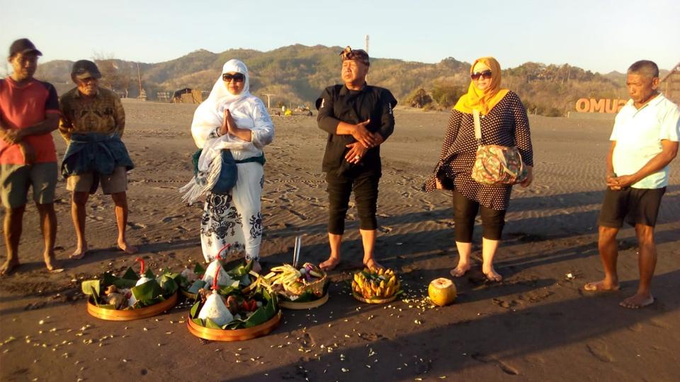 Ritual Persembahan Ratu Susuk buat Ratu Kidul