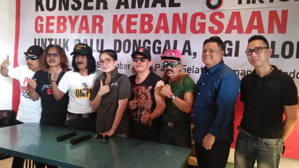 Akhir Pekan Ini di TMII: Ada Konser Amal dan Deklarasi Anti Hoax