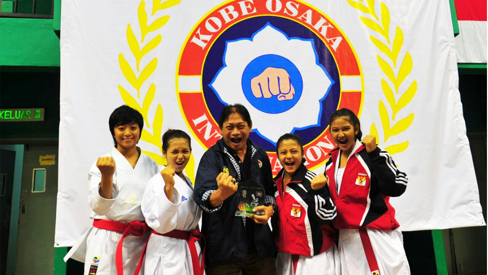 "Karate Masuk ""Youth Sport Program"""