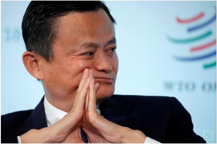 "Jack Ma: Kapitalis ""Yes"", Partai Komunis ""OK"""
