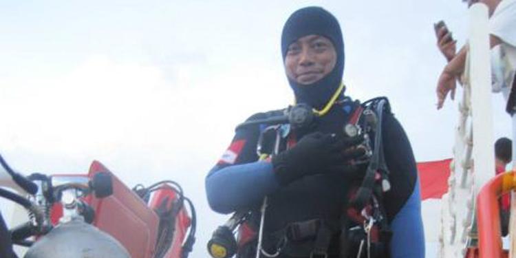 Syahrul Anto, Penyelam yang Gugur Dalam Pencarian Lion Air JT-610