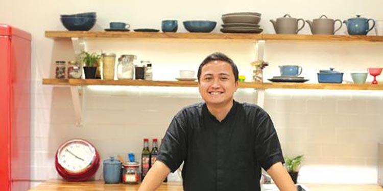 Kevindra&Natasha Rilis Buku Kuliner Jakarta