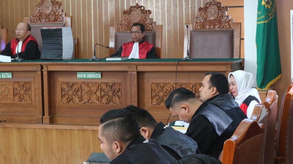 Ayah Sisca Dewi Minta Kyai Maksum Ubah BAP