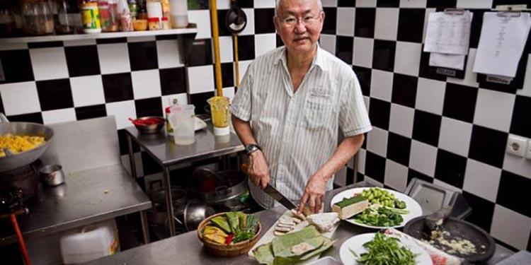 Kisah William Wongso yang Kesulitan Memilih Masakan Nusantara