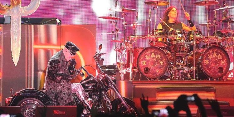 Promotor Jelaskan Ketakhadiran Jokowi di Konser Judas Priest