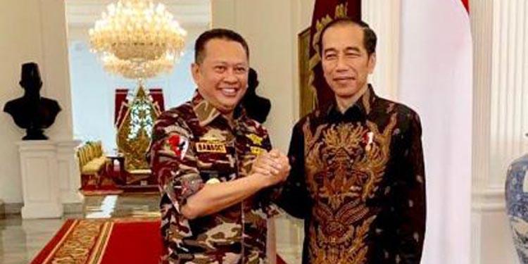 Ketua DPR Bambang Soesatyo Apresiasi Keberhasilan Pembangunan Infrastruktur