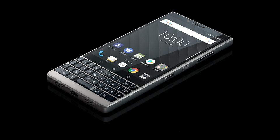BlackBerry Rasa Android