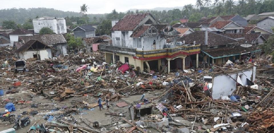 Waspadai Cuaca dan Gelombang Ekstrim Pasca Tsunami