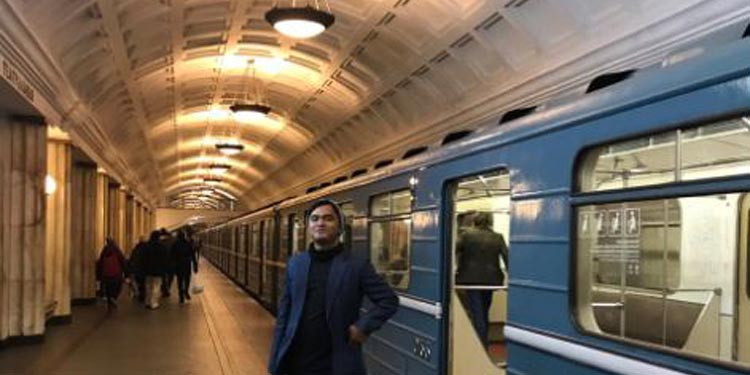 Ternyata Moskow Macet Seperti Jakarta, Kereta Bawah Tanah Jadi Favorit