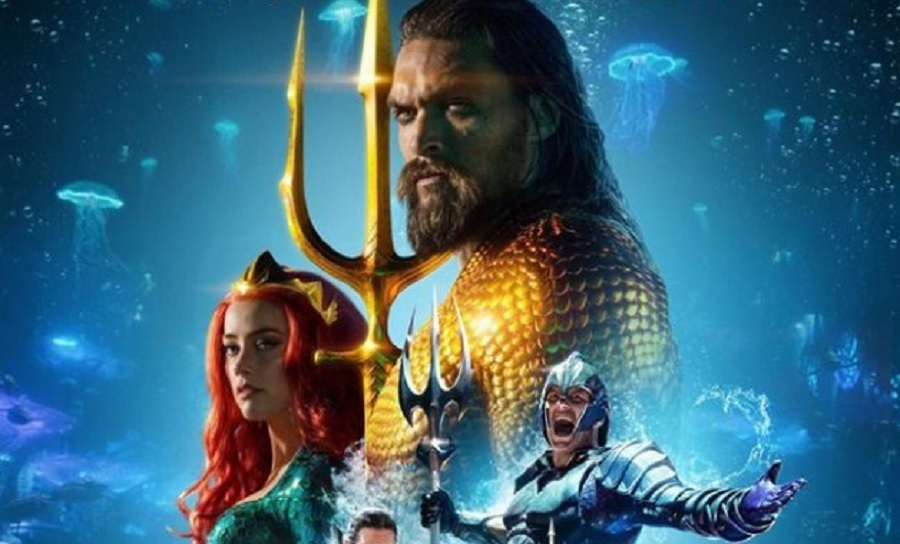 'Aquaman' Raih $ 666,1 Juta di Box Office Internasional