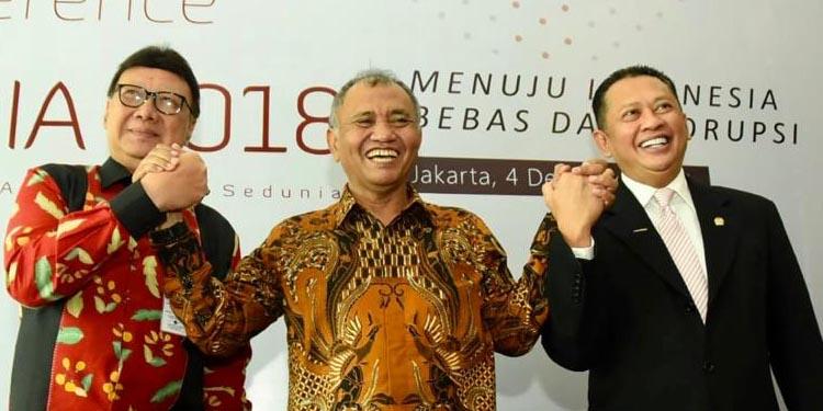 Korupsi Masih Marak, Ketua DPR Bamsoet: Usut Tuntas dan Tindak Tegas!