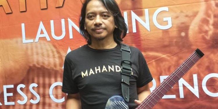 Dewa Budjana Rilis Album Mahandini