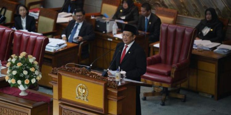 Ketua DPR Ajak Masyarakat Jaga Suasana Damai Jelang Pemilu 2019
