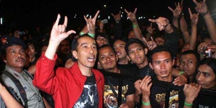 Presiden Jokowi Diundang Nonton Konser Judas Priest