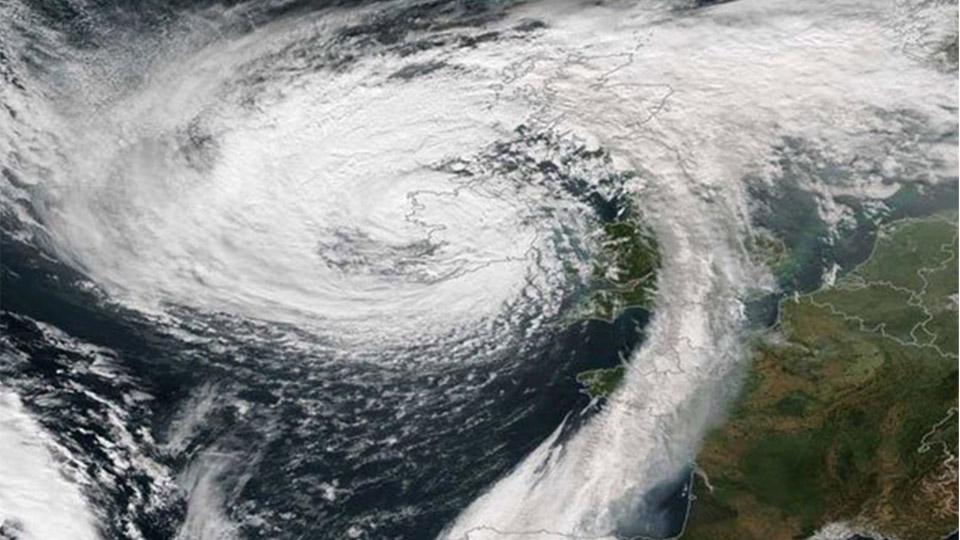 """Inilah Daerah-daerah yang Terancam Siklon Tropis """"Kenanga"""""""