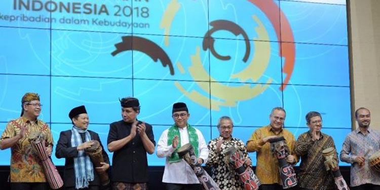KKI 2018 Membuka Ruang untuk Penyempurnaan Strategi Kebudayaan