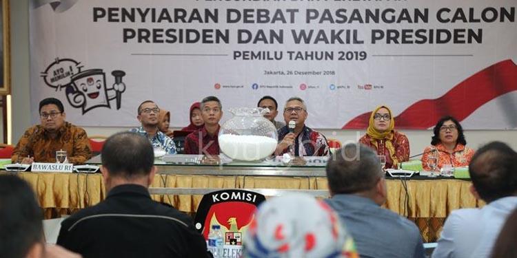 Siapapun Moderator dan Panelis Debat Kandidat yang Penting Obyektif