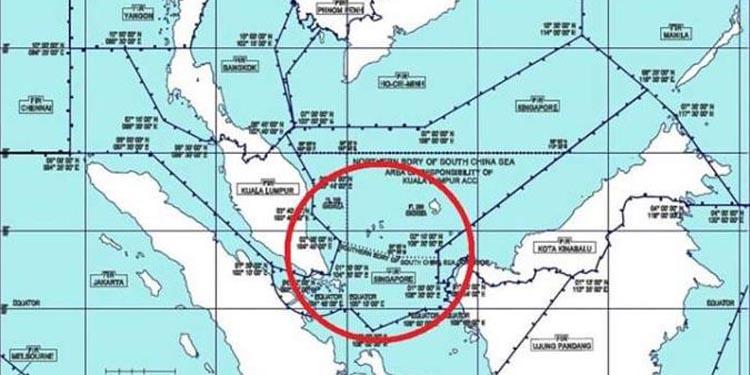Soal FIR Kepulauan Riau Dikuasai Singapura:  Perjanjian Kerjasama Indonesia-Singapura agar Dievaluasi