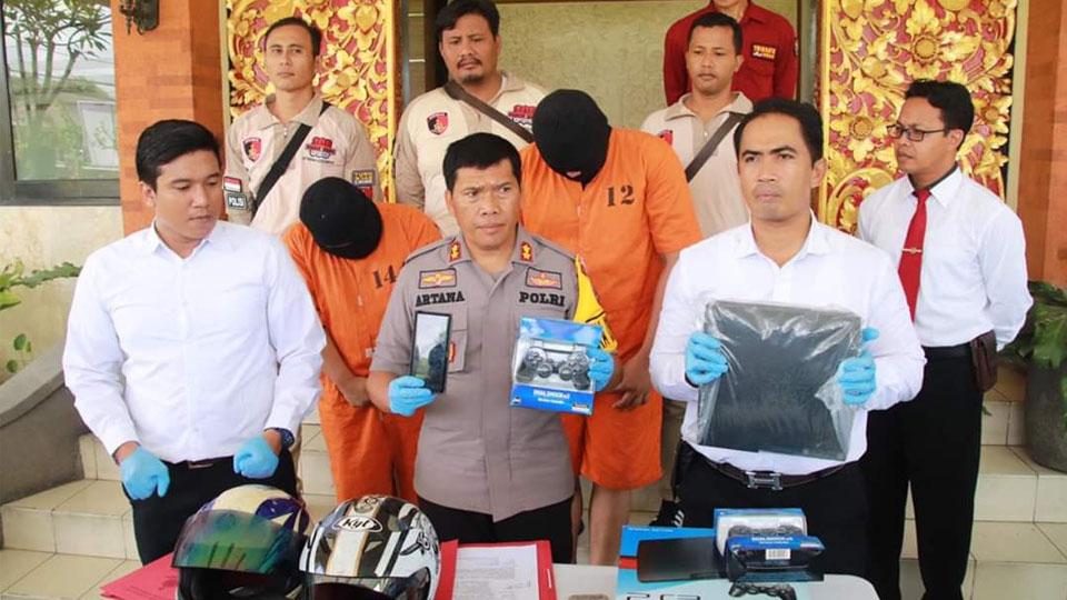 Oknum Wartawan TV One Ditangkap Polisi