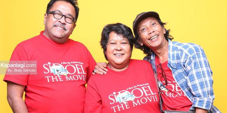 'Si Doel The Movie' Kini Hadir Dalam Format DVD