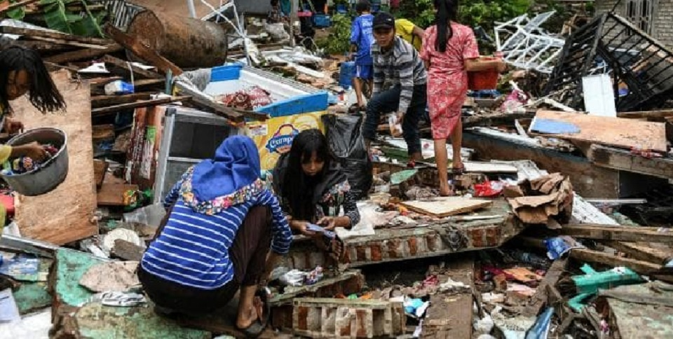 Tsunami, Menjemput Ajal Dylan Sahara Sepekan Sebelum Ultah
