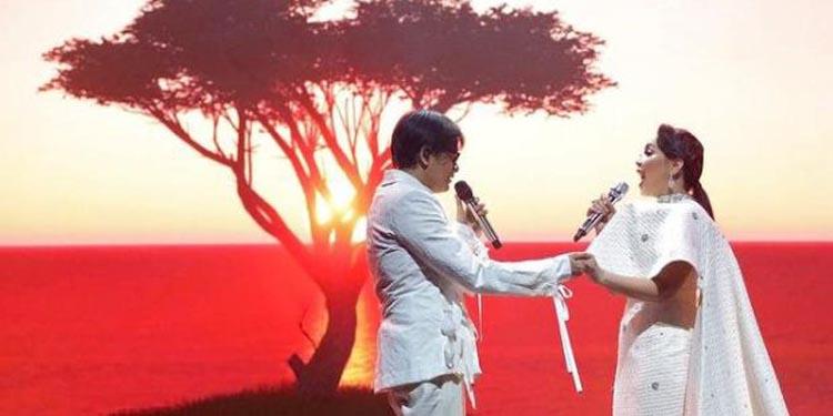 Konser 1 Hati 1 Cinta – Armand Maulana dan Dewi Gita