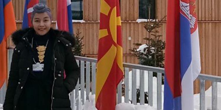 Iim Fahima Terpilih Sebagai Young World Changer