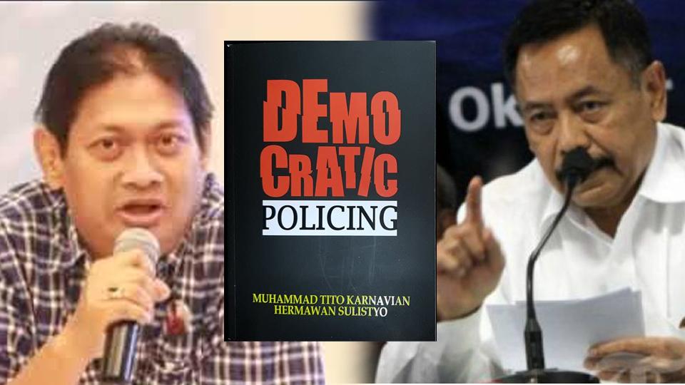 """Kiki Syahnakri Bicara Ngawur tentang """"Democratic Policing"""""""