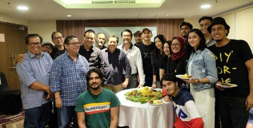 Produksi Film Biopic Taufiq Kiemas Tuntaskan Syuting di Jogja
