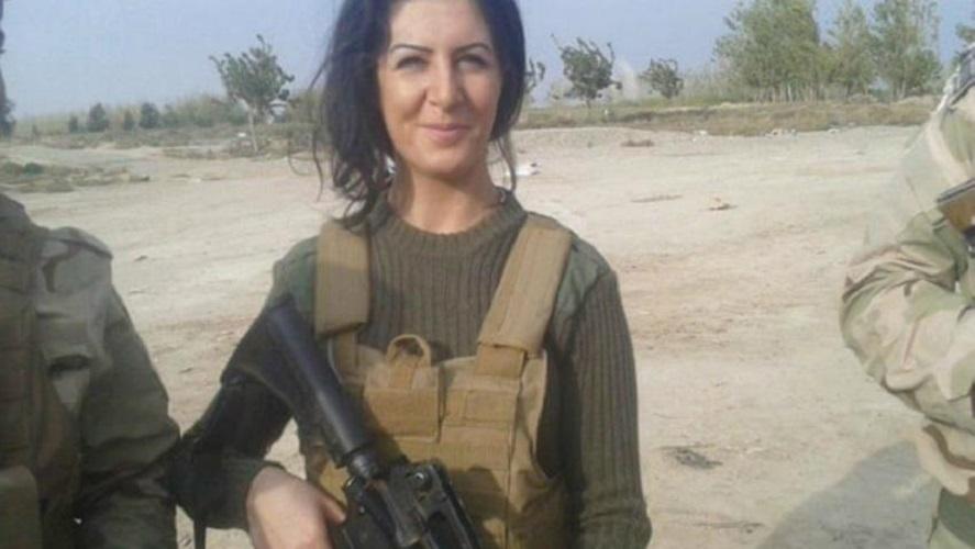 Dari Sniper Jadi Penulis: Keberanian 'Singa' Perempuan Kurdi Memerangi ISIS
