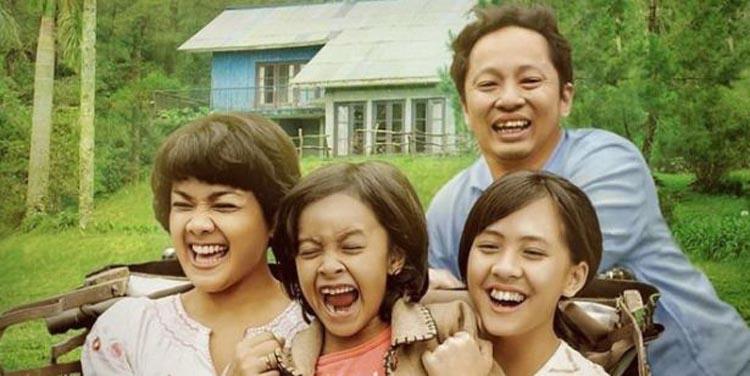 'Keluarga Cemara' Borong Penghargaan Piala Maya