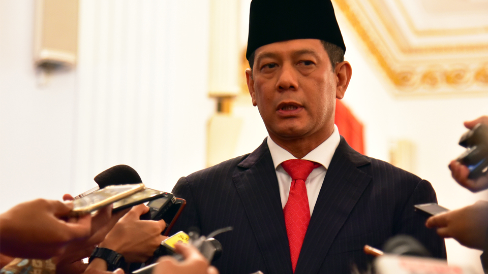 Letjen TNI Doni Monardo Jadi Kepala BNPB