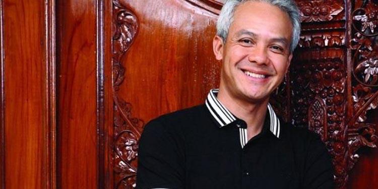 Gubernur Jateng Ganjar Pranowo Main Film Cinta Anak Negeri