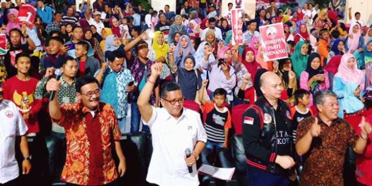 Hasto: Pemilu 2019 adalah Bicara Soal Masa Depan Indonesia