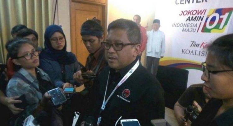 Hasto Kristiyanto: Jangan Pernah Under-estimate  pada Kekuatan Pergerakan Paslon 02