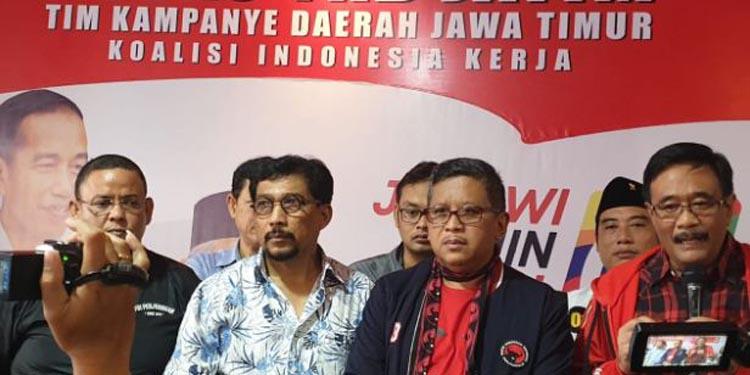 Hasto: BTP dan Djarot Saiful Hidayat Sahabat Sejati