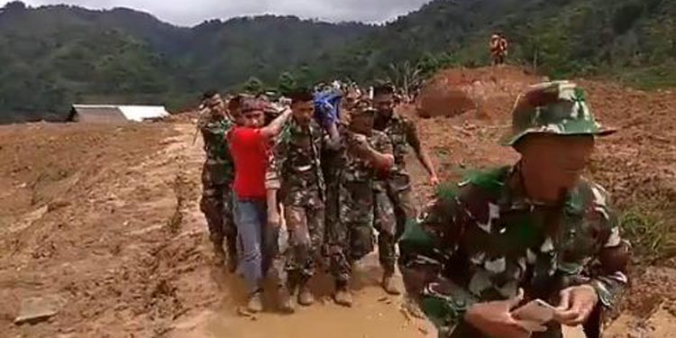 Update Longsor Sukabumi: Longsor Susulan dan Medan yang Berat Sulitkan Evakuasi Para Korban