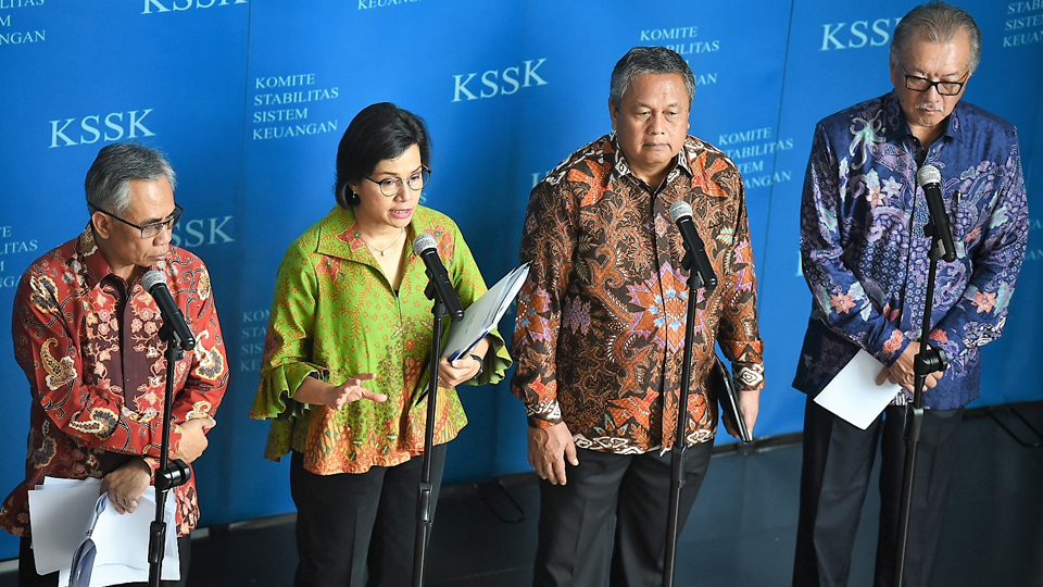 Sistem Keuangan Indonesia Stabil dan Aman
