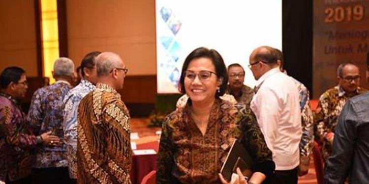 Sri Mulyani: Indonesia Negara Berkembang dengan Reputasi Baik