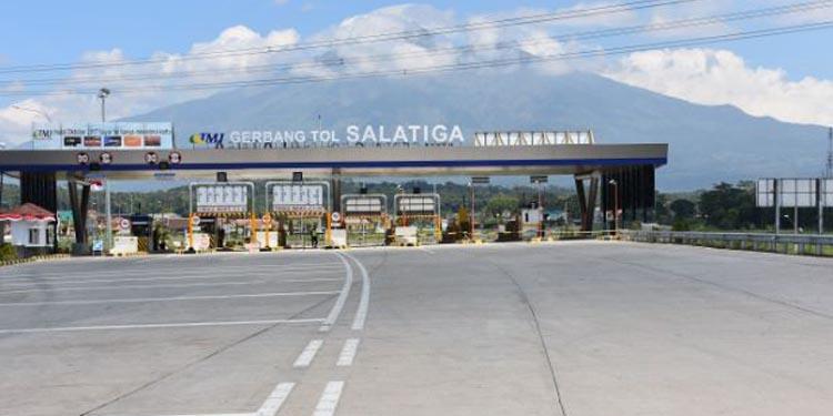 2015 – 2018, 616 Kilometer Tol Trans Jawa Terbangun