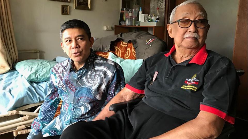 """""""Diplomasi Negarawan"""" Sunda, ala Dubes Yuddy Chrisnandi"""