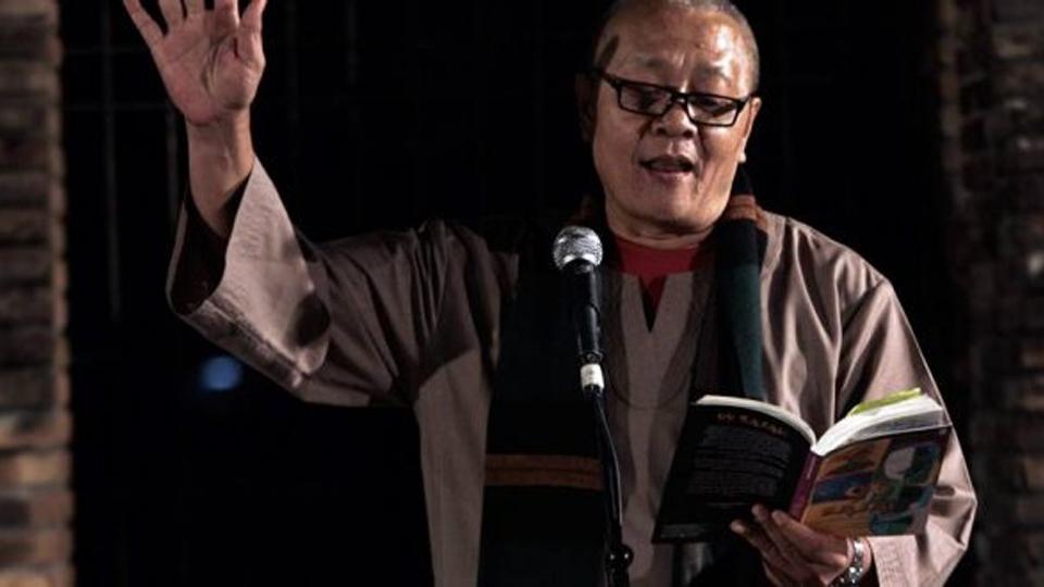 """Yudhistira ANM Massardi Luncurkan Novel """"Penari dari Serdang"""""""