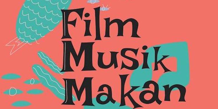 Film Musik Makan 2019, 9 Maret di GoetheHaus