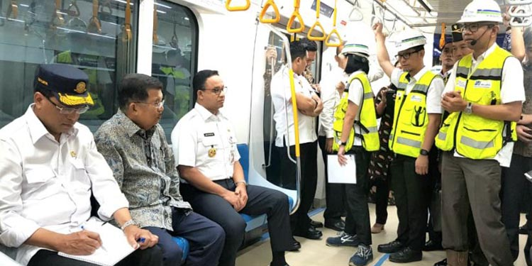 Tarif MRT Jakarta Diusulkan Rp8.500 – Rp10.000