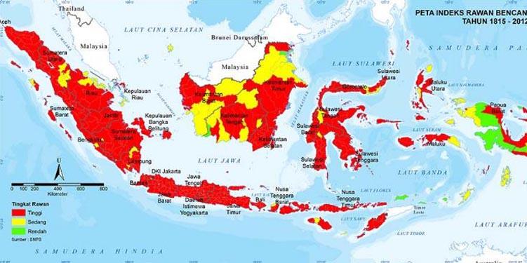 Soal Gempa Megathrust Mentawai, Doni: Tak Perlu Khawatir Berlebihan