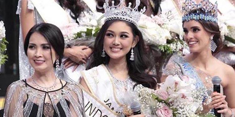 Princess Megonondo Miss Indonesia 2019