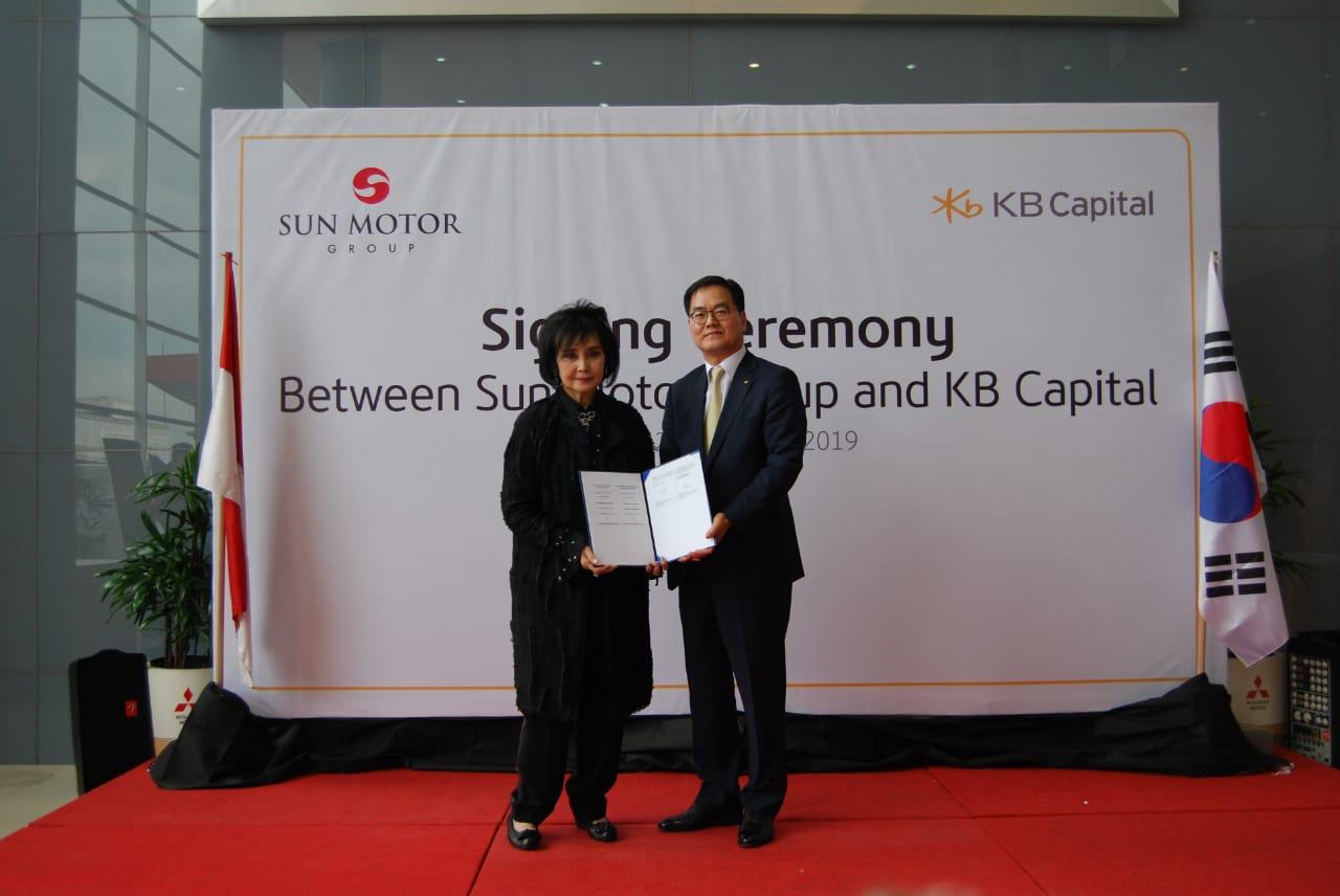 KB Capital Gandeng Sunindo Hadirkan Produk Pembiayaan